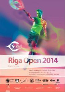 Riga Open plakats