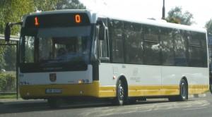 Jelgava - autobuss